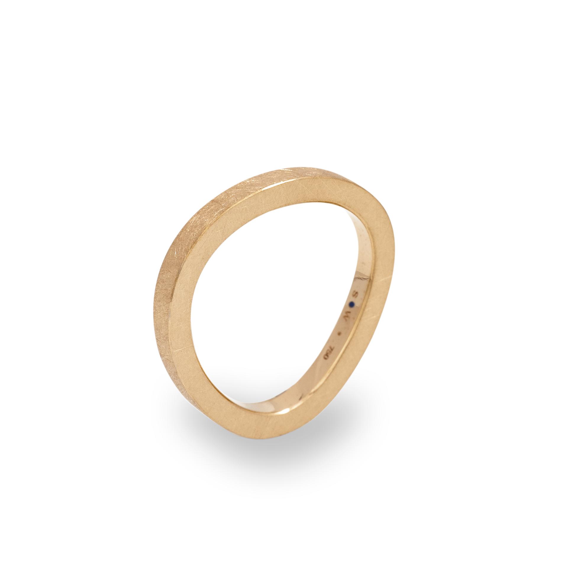"""SCHMUCKWERK  Ring  """"Endlos"""""""