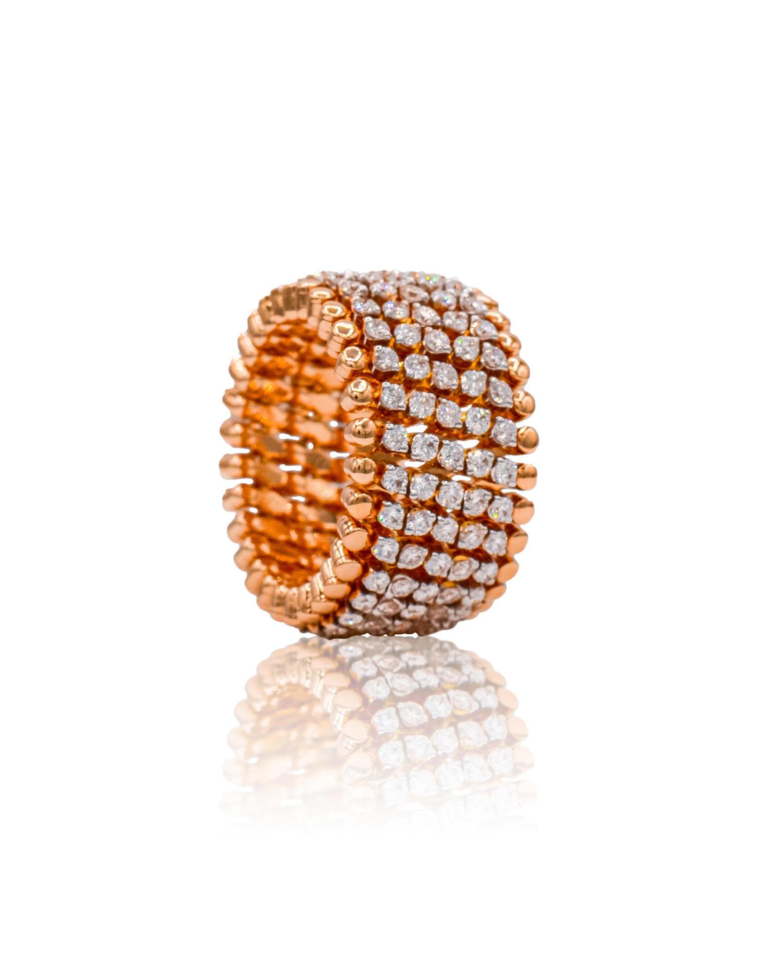 Serafino Consoli Multi-Size-Ring - Armreif